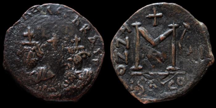 Byzantivm - l'histoire de l'empire byzantin et ses monnaies  - Page 3 0610-h25