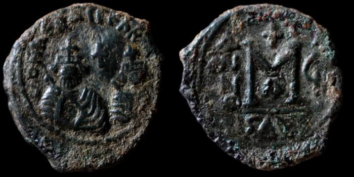 Byzantivm - l'histoire de l'empire byzantin et ses monnaies  - Page 3 0610-h27