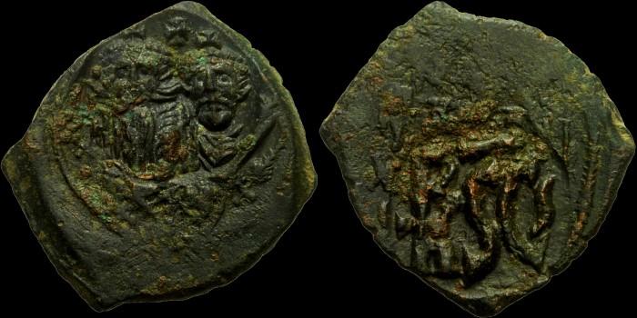 Byzantivm - l'histoire de l'empire byzantin et ses monnaies  - Page 4 0610-h28
