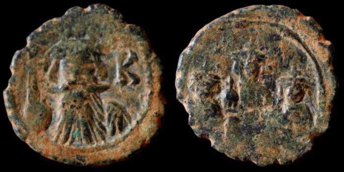 Byzantivm - l'histoire de l'empire byzantin et ses monnaies  - Page 4 0641-c10