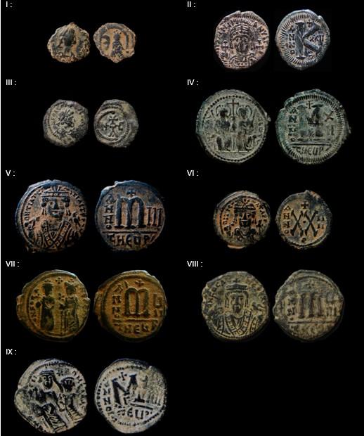 Byzantivm - l'histoire de l'empire byzantin et ses monnaies  Antioc10