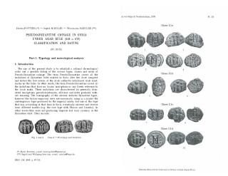 Byzantivm - l'histoire de l'empire byzantin et ses monnaies  - Page 2 Pottie10