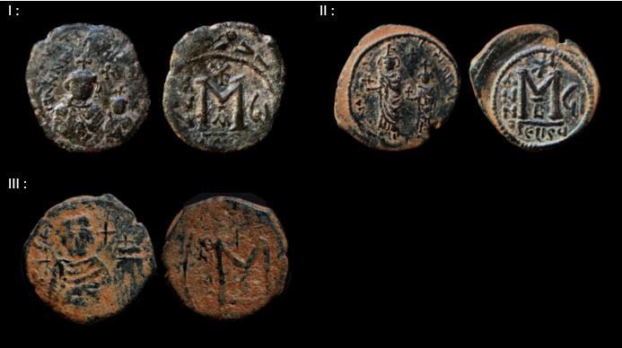 Byzantivm - l'histoire de l'empire byzantin et ses monnaies  - Page 2 Refs10