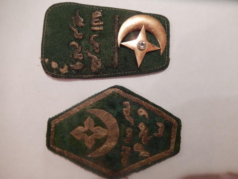 Insigne Harka Bellounis - Armée nationale du peuple Algérien Dscn1911