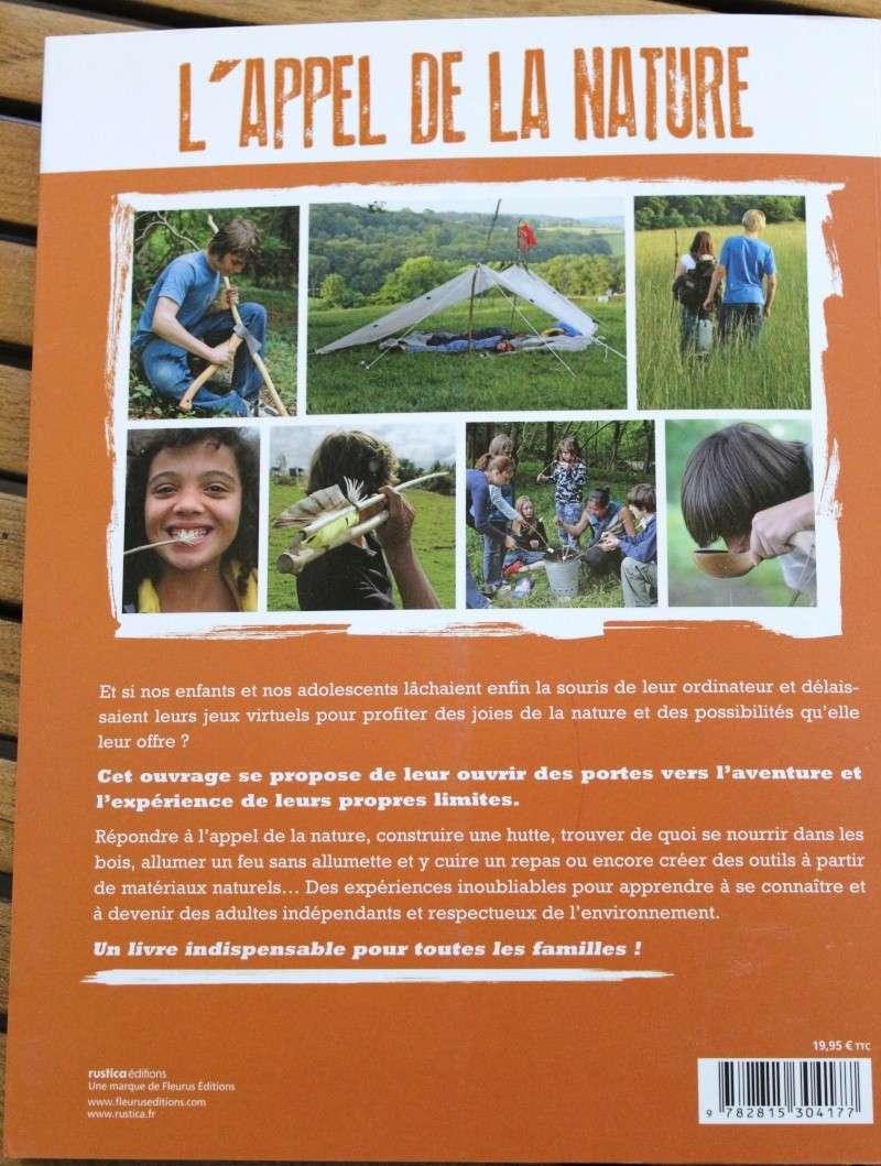 """[Manuel] (Survie) """"L'appel de la Nature ,manuel de survie pour jeunes aventuriers."""" Img_2012"""