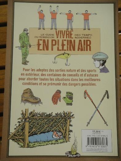"""[Manuel]""""Vivre en plein air,guide du robinson des temps modernes"""" de Lachlan McLaine Sans_t19"""