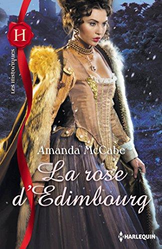Tudor Queens, tome 2: La Rose d'Édimbourg d'Amanda McCabe 51ib0b10