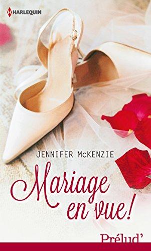 Mariage en vue ! de Jennifer McKenzie 51vcyu10