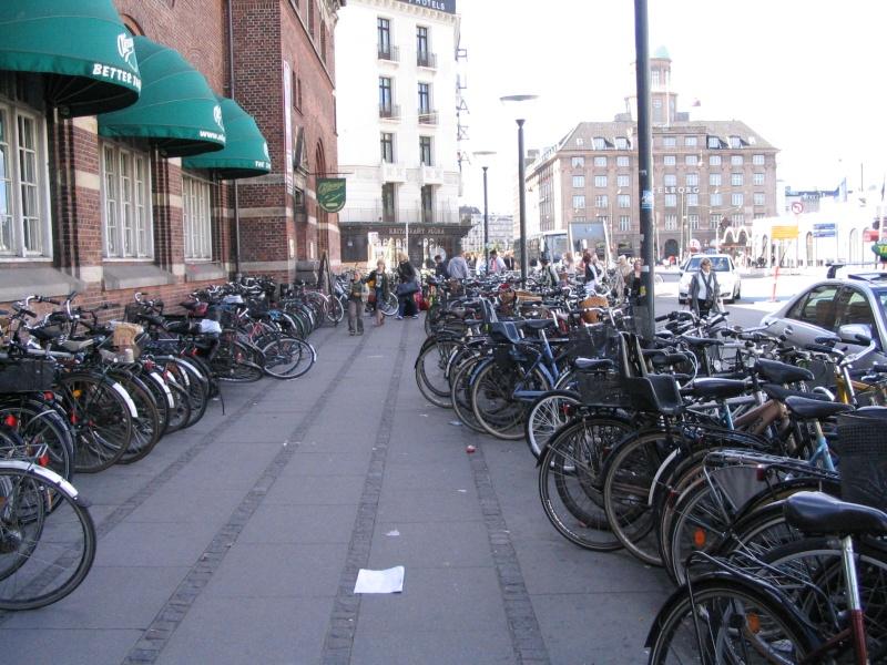 Le vélo sur Arte dans port d'attache Img_7310