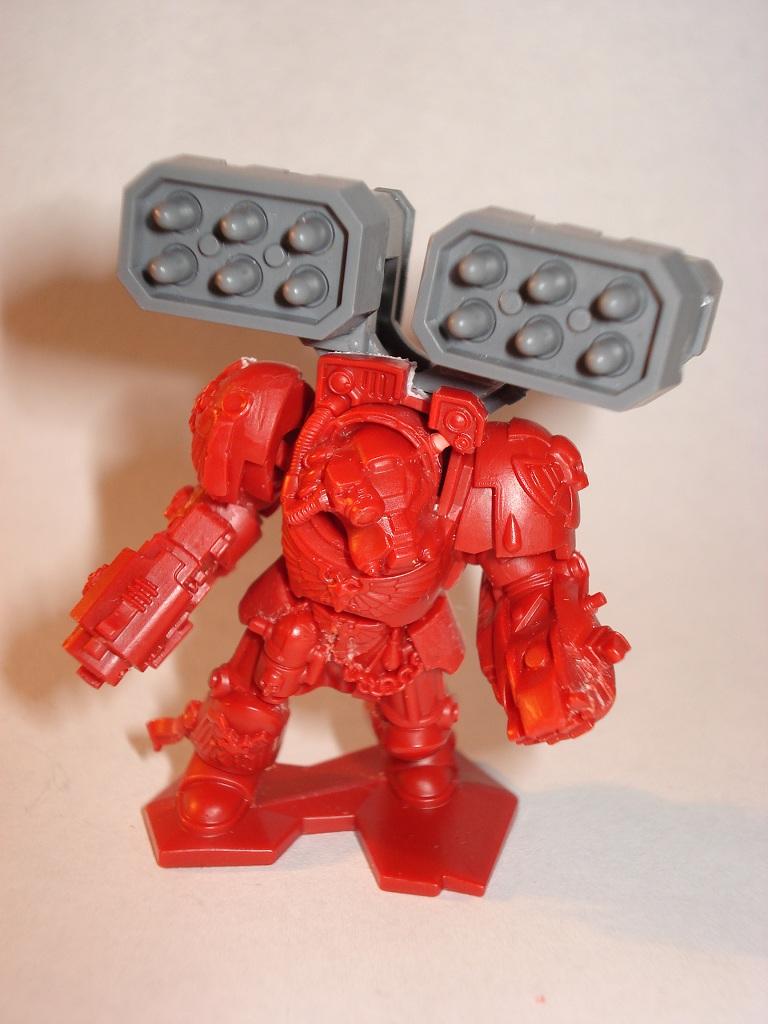 [WiP] Space Hulk Vs 40K - Round 2 - Rehati TS Dsc07614