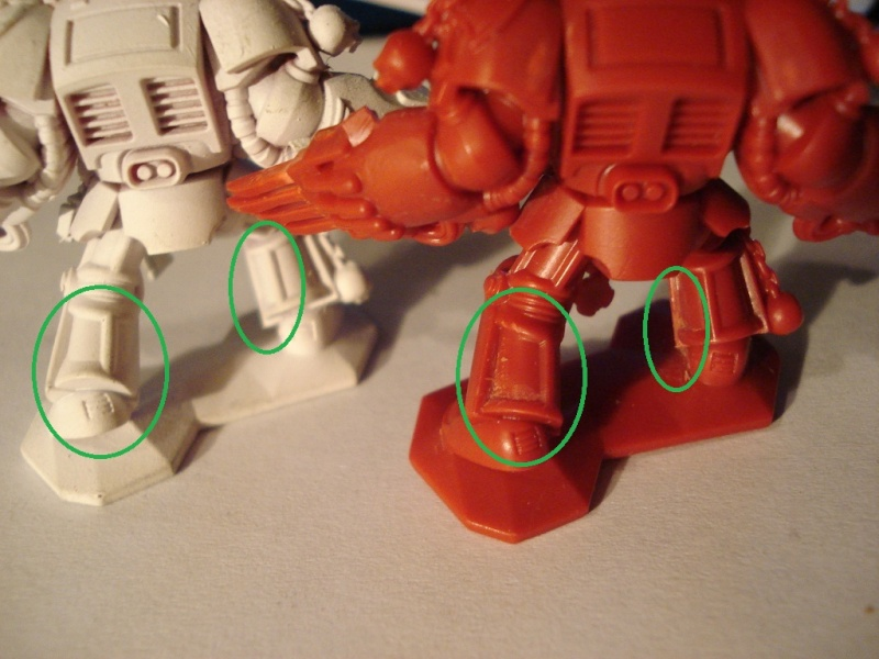 [WiP] Space Hulk Vs 40K - Round 2 - Rehati TS Griffe10