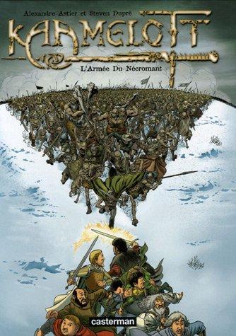 Kaamelott - Tome 1: L'armée du Nécromant [Astier, Alexandre & Dupré, Steven] Couver23