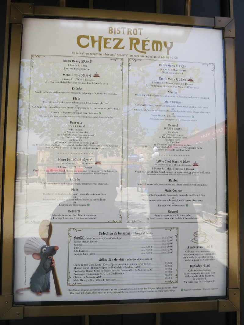 Bistrot Chez Remy (carte à jour p.22) Img_0217