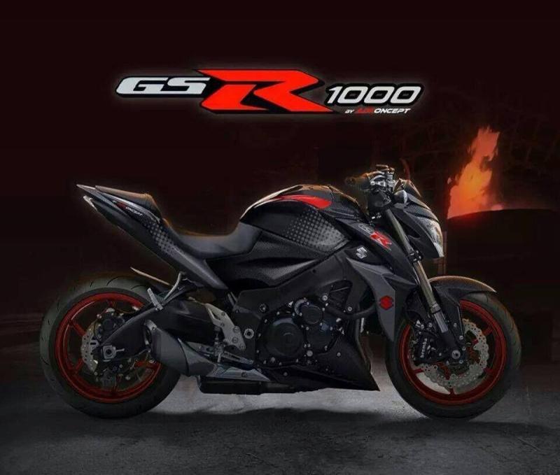 Le nouveau GSR 1000 en photos et vidéo promo - Page 6 10513310