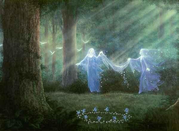 *Les Créatures Féeriques, Petit Peuple, Esprit de la Nature ou encore Elémentaire* Part: 3 Fairy_10