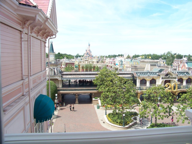 Week-end au DIsneyland Hotel 101_4115