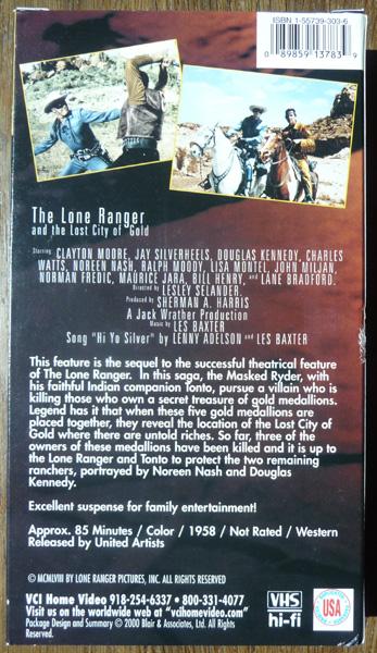 Lone Ranger's Silver Casset10