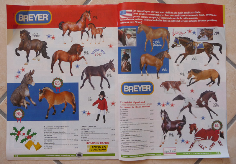 Les Breyers dans Cheval Star - Page 2 Hippol10