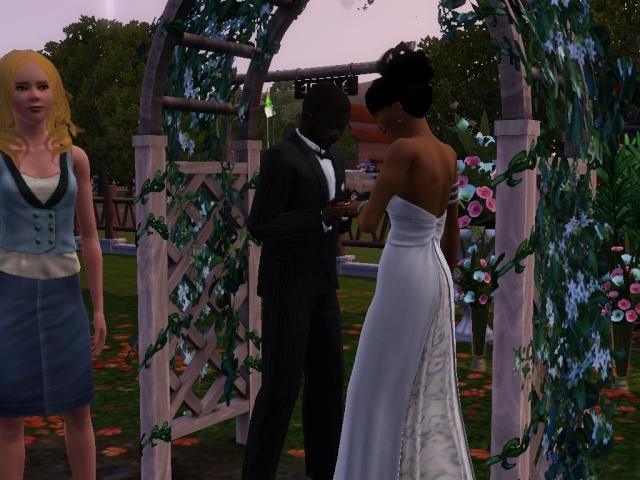 Je veux un Sims Mariag10