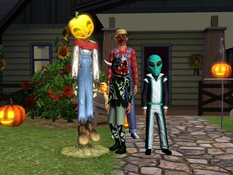 [Clos] Albums de Familles - Halloween Sans_t28