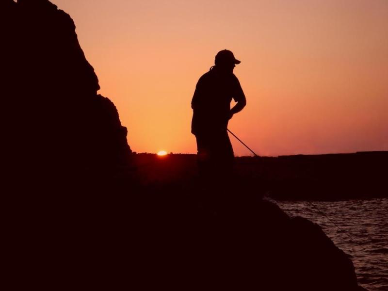 Le foto piu' belle fatte in pesca. Tramon10