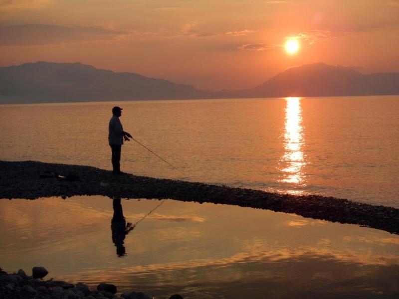 Le foto piu' belle fatte in pesca. Tramon11