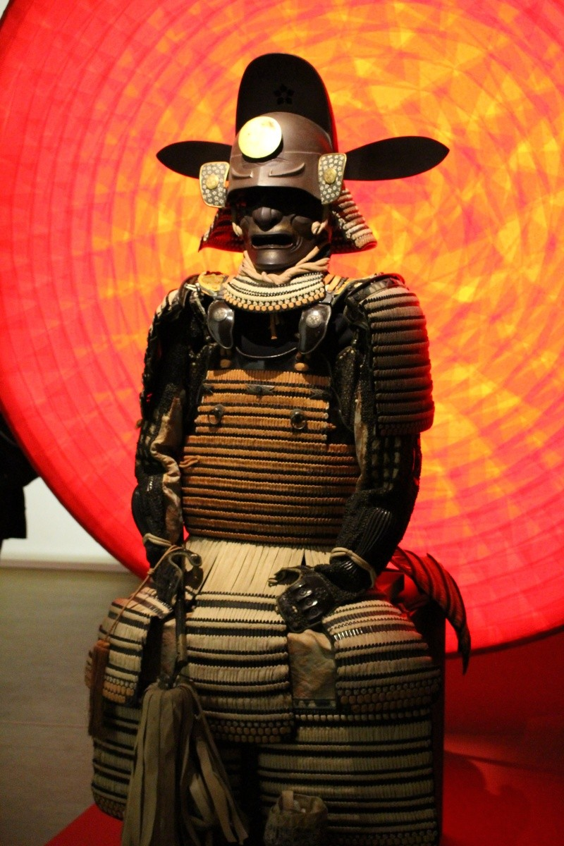 Exposition : Samouraï, 1000 ans d'histoire du Japon Img_3510