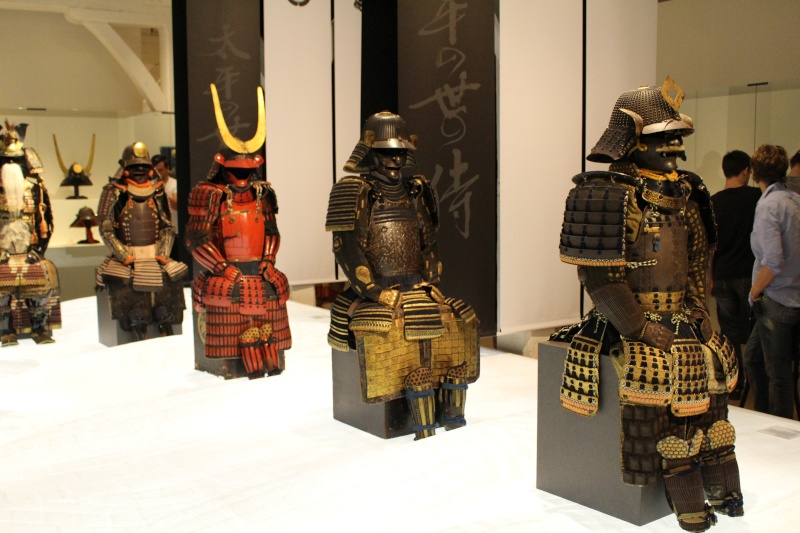 Exposition : Samouraï, 1000 ans d'histoire du Japon Img_3512