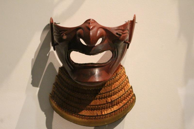 Exposition : Samouraï, 1000 ans d'histoire du Japon Img_3514
