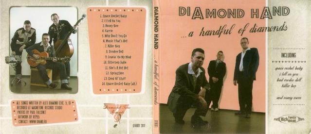 Diamond Hand Escane36