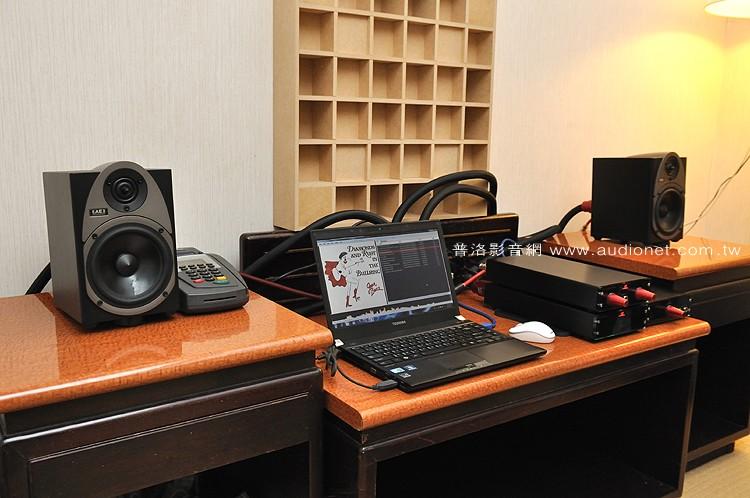 Acoustic Energy ProSat Active Near Field Studio Monitor Speaker (New) Ae10