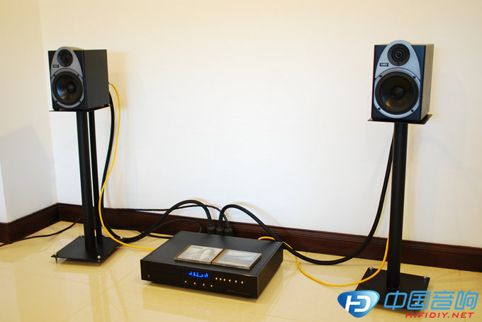 Acoustic Energy ProSat Active Near Field Studio Monitor Speaker (New) Ae210