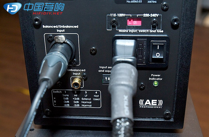 Acoustic Energy ProSat Active Near Field Studio Monitor Speaker (New) Ae310