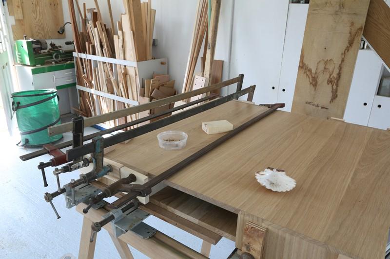 "[Fabrication] Table de salon ""hexaèdres""... - Page 3 01_jui10"