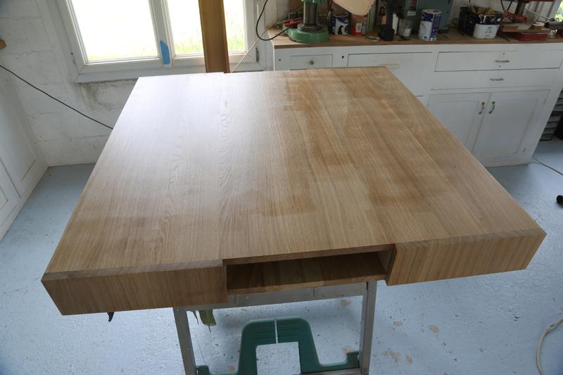 "[Fabrication] Table de salon ""hexaèdres""... - Page 3 01_jui14"