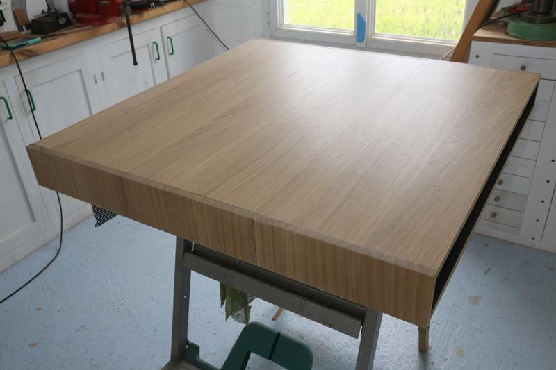 "[Fabrication] Table de salon ""hexaèdres""... - Page 3 02_jui11"