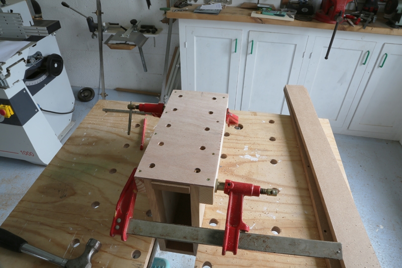 "[Fabrication] Table de salon ""hexaèdres""... - Page 2 27_mai10"