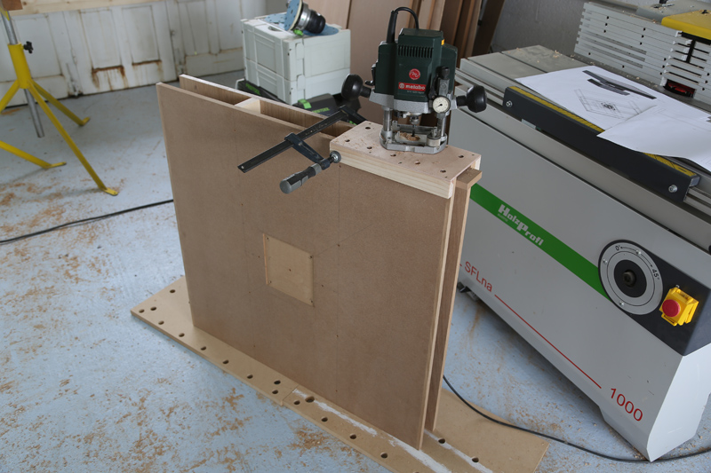 "[Fabrication] Table de salon ""hexaèdres""... - Page 2 27_mai15"