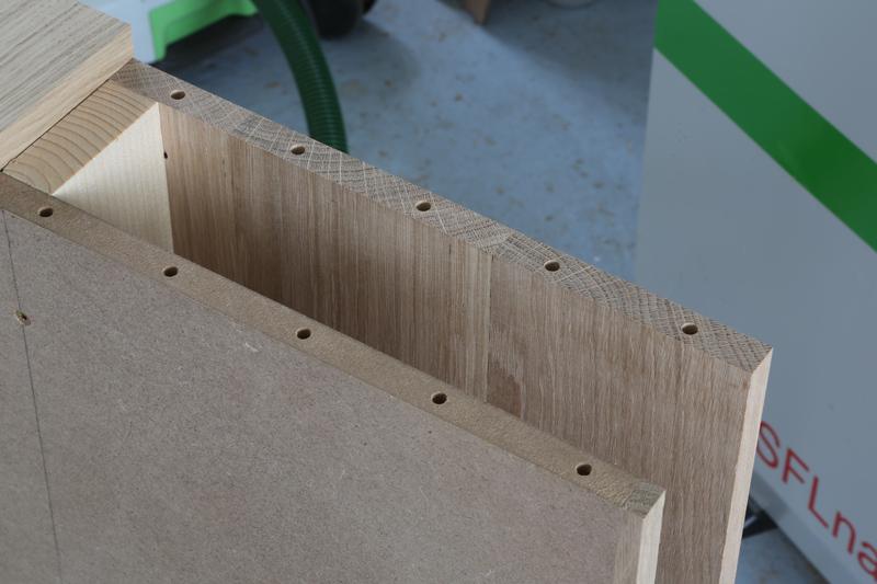 "[Fabrication] Table de salon ""hexaèdres""... - Page 2 27_mai17"
