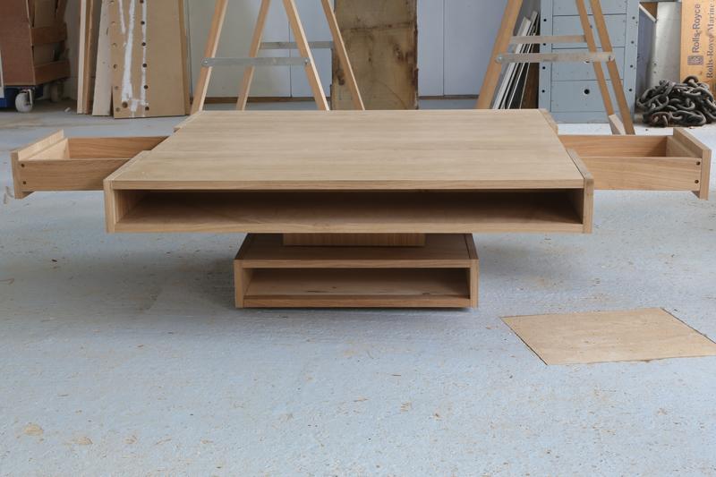"[Fabrication] Table de salon ""hexaèdres""... - Page 2 27_mai22"