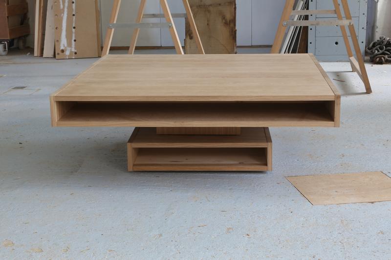 "[Fabrication] Table de salon ""hexaèdres""... - Page 2 27_mai24"