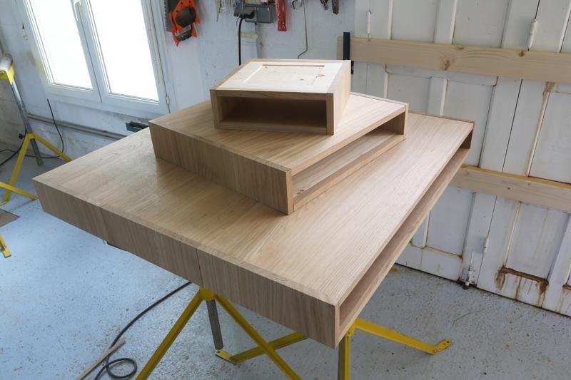 "[Fabrication] Table de salon ""hexaèdres""... - Page 2 27_mai25"