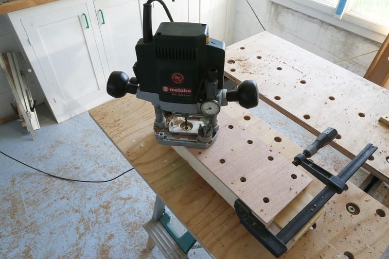 "[Fabrication] Table de salon ""hexaèdres""... - Page 2 28_mai10"