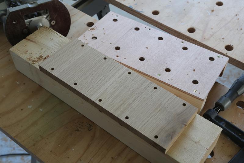 "[Fabrication] Table de salon ""hexaèdres""... - Page 2 28_mai11"