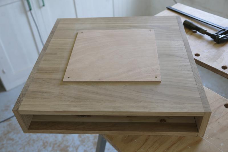 "[Fabrication] Table de salon ""hexaèdres""... - Page 2 28_mai14"