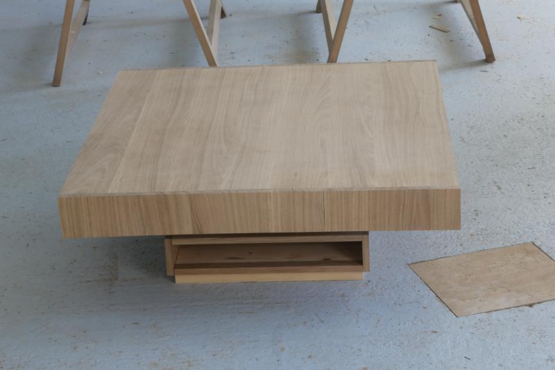 "[Fabrication] Table de salon ""hexaèdres""... - Page 2 28_mai19"