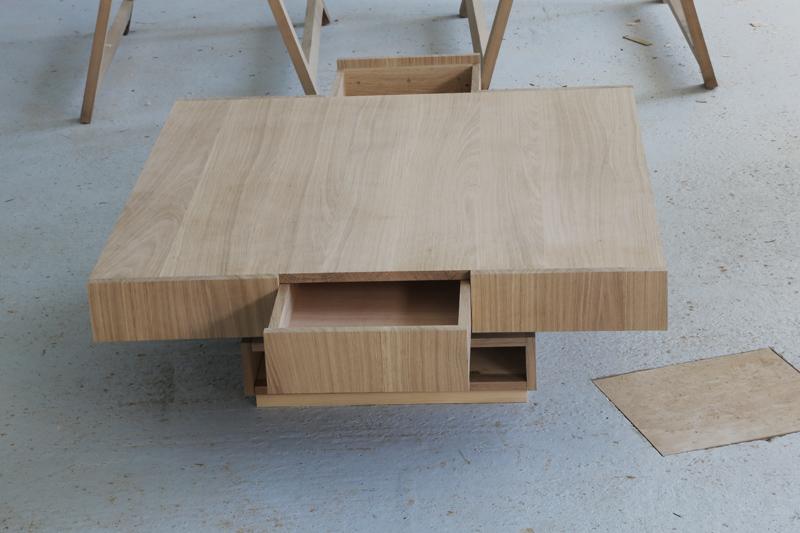 "[Fabrication] Table de salon ""hexaèdres""... - Page 2 28_mai20"
