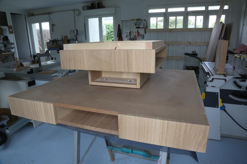 "[Fabrication] Table de salon ""hexaèdres""... - Page 2 29_mai11"
