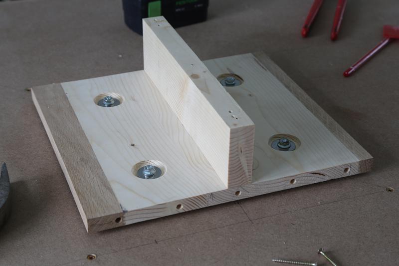 "[Fabrication] Table de salon ""hexaèdres""... - Page 2 29_mai13"