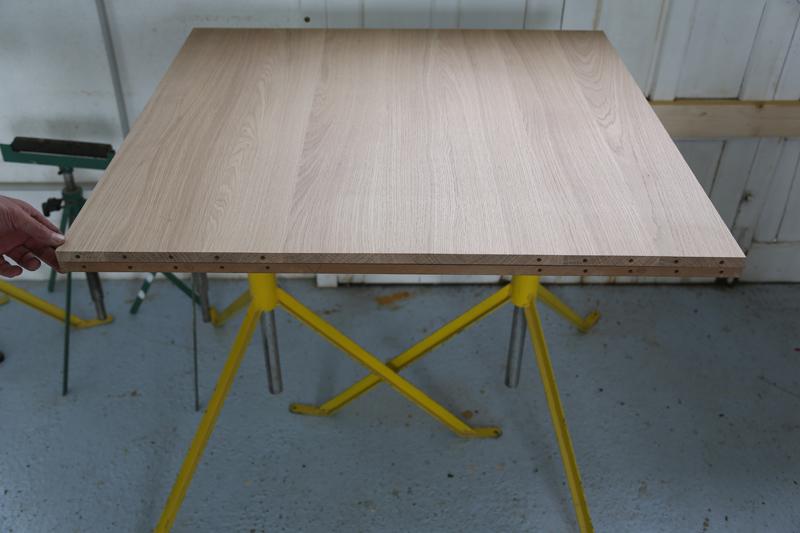 "[Fabrication] Table de salon ""hexaèdres""... - Page 2 29_mai14"